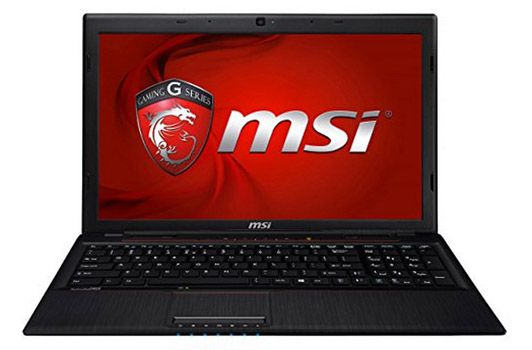 MSI GP60 2PEi781FD   15 Zoll Notebook (3,5 GHz, 8GB Ram, 1TB, GeForce 840M 2GB, DOS) für 658,48€