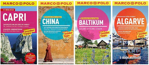 Reiseführer von Marco Polo für 3,99€   Update!