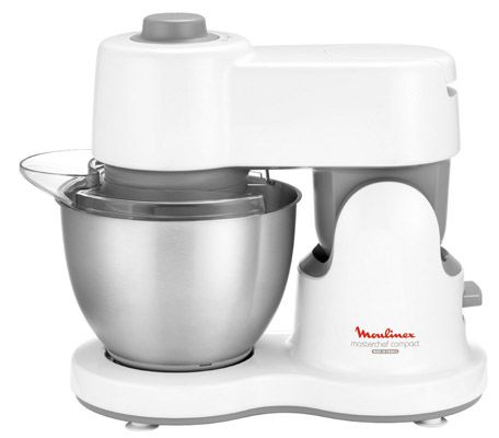 Moulinex QA2051 Masterchef Compact Plus Küchenmaschine für 93,99€