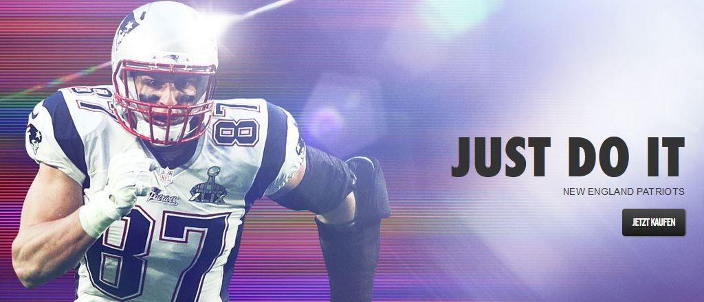 NFL Nike Store mit 50% Rabatt auf NFL Artikel + 30% Rabatt im Sale