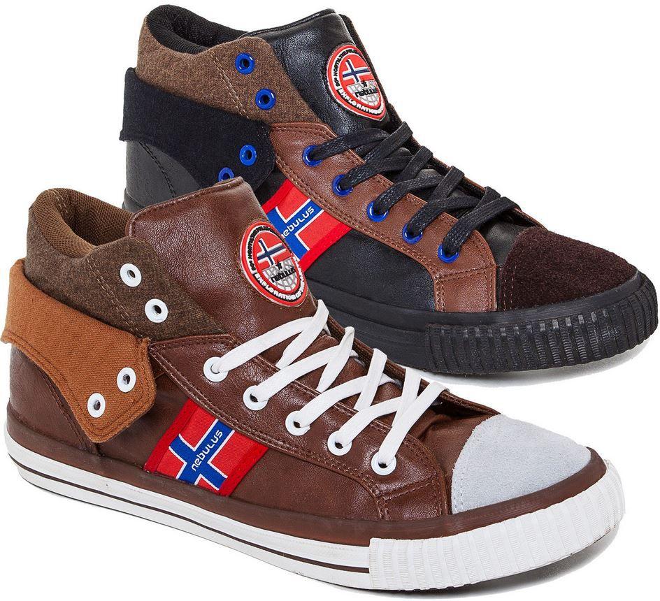 Nebulus FLYER   Herren Sneaker bis Größe 47 für je Paar 29,99€