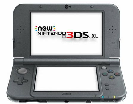 Nintendo New 3DS für 154€ oder New 3DS XL für 184€