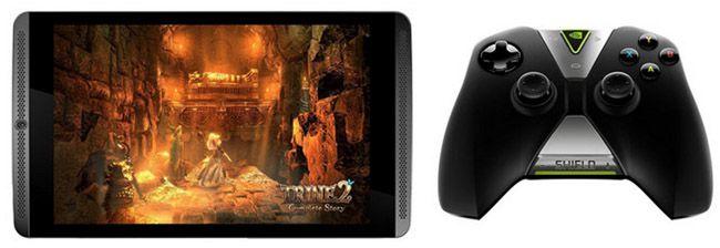 Nvidia Shield Nvidia Shield + kostenloser Controller und 3 Spiele ab 299,99€