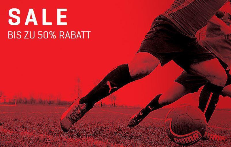 Puma Sale mit bis 50% Rabatt   Update!