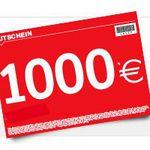 XXXL (Online) Einrichtungshaus mit bis 1.000€ Rabatt (MBW 3.000€) + 20% auf ausgewählte EMSA Artikel