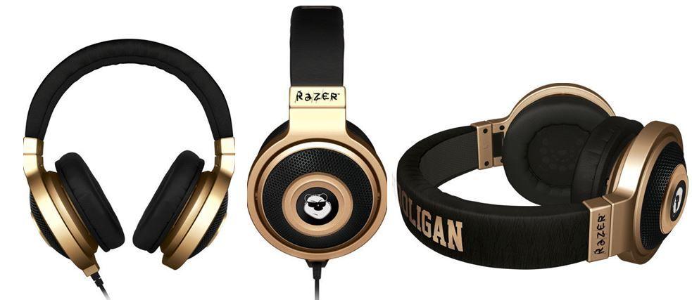 Razer Kraken e panda Hooligan Edition   Kopfhörer für 49,90€
