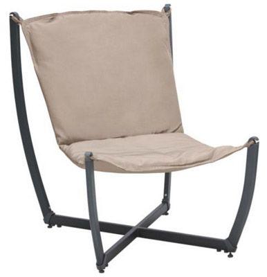 Relaxsessel Alena mit Stahlgestell bis 120kg für 20€