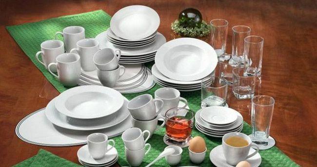 Retsch Arzberg 90 teiliges Tafelservice für 39,99€