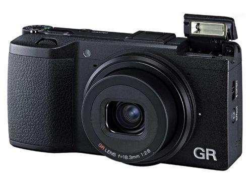 Ricoh GR Digitalkamera mit 16 Megapixel + CMOS Sensor für 424,93€   Update