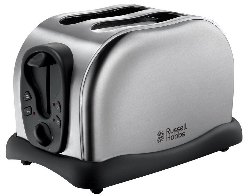 Russell Hobbs Futura 18662 56 Toaster silber für 22,22€