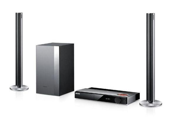 Samsung HT FS9209 Samsung HT FS9209 2.1 Blu ray Heimkinoanlage mit WLAN, 3D und Röhrenverstärker für 331,99€