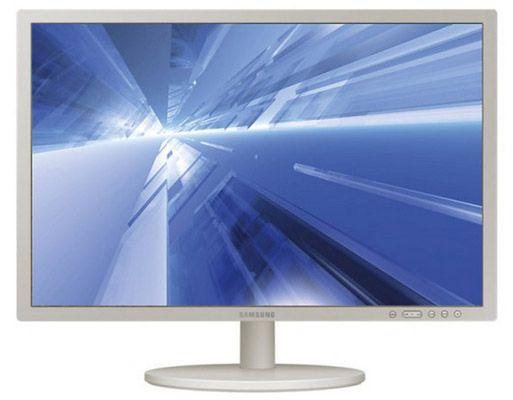 Samsung S24B420BW Samsung S24B420BW   24 Zoll Full HD Monitor mit Pivotfunktion für 149€
