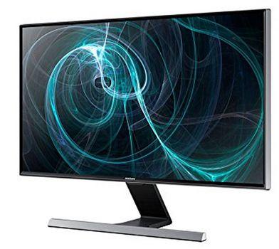 Samsung T24D590EW   24 Zoll Full HD Monitor mit PLS Panel für 189,99€