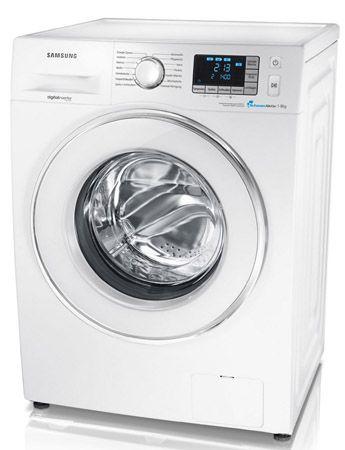 Samsung WF70F5E5P4W Waschmaschine für 389€   7kg, 1.400 U/min, A+++