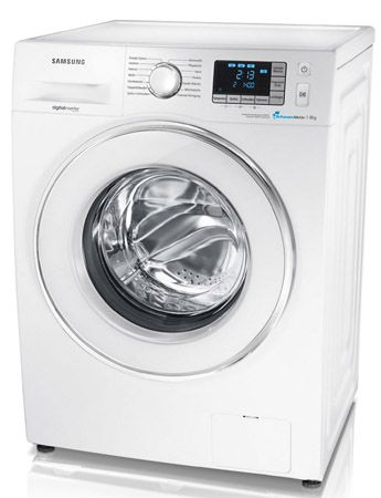 Samsung WF70F5E5P4W Samsung WF70F5E5P4W Waschmaschine für 389€   7kg, 1.400 U/min, A+++