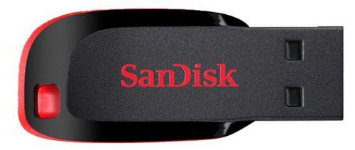 SanDisk Cruzer Blade   128GB USB2 Stick für 22€ (statt 27€)