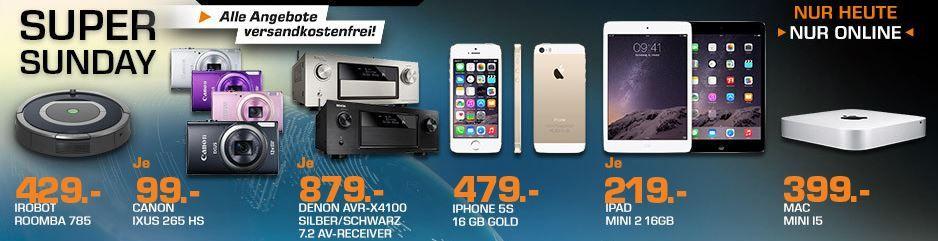 APPLE Mac mini für 394€ und mehr Saturn Super Sunday Angebote   Update