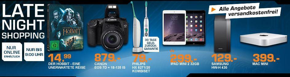 PHILIPS HX 8271/20 Zahnbürste mit Schalltechnologie und Airfloss ab 74€ und mehr Saturn Late Night Shopping Angebote   Update