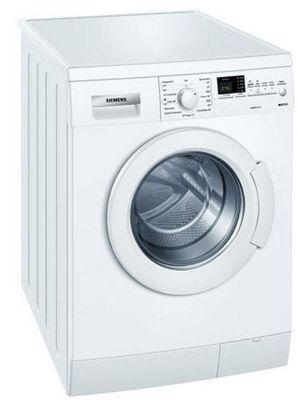 Siemens WM14E327 Waschmaschine für 329€ – Frontlader, 6kg, 1.400 U/min, Aquastop