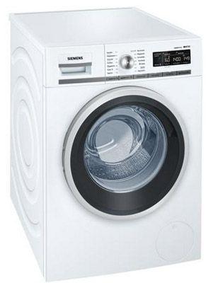 Siemens WM14W540 Waschmaschine für 499€   Frontlader, 8kg, 1.400 U/min, Aquastop