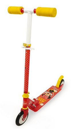 Smoby 450147 Minnie Mouse Scooter ab 12,19€ (statt 23€)