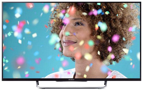 Sony BRAVIA KDL 42W705   42 Zoll Full HD Fernseher mit WLAN und Triple Tuner für 449€