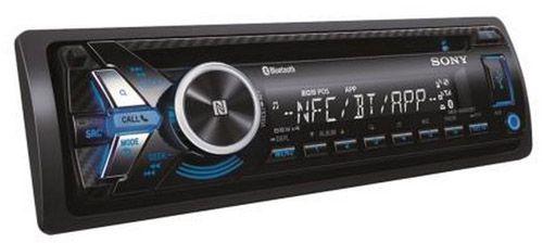 Sony MEX N4000BT Autoradio mit CD, USB und Bluetooth für 79€