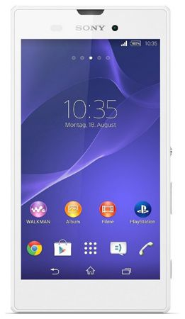 Sony Xperia Style Smartphone für 157,34€   5,3 Zoll, LTE, 1,4 GHz, 8GB, Android 4.4