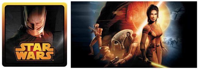 Star Wars: Knights of the Old Republic für 2,79€   für Fire TV und Android Geräte!