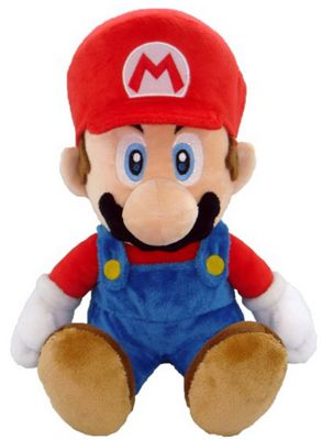 Super Mario Plüschfigur