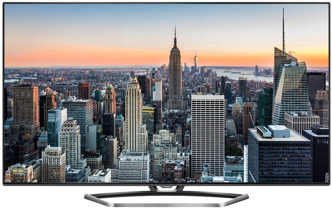 Thomson 42UZ7766 Thomson 42UZ7766   42 Zoll UHD Smart WLan TV mit triple Tuner für 499€