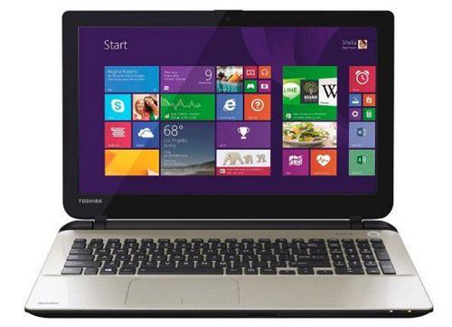 Toshiba Satellite L50 B 281   15 Zoll Full HD Notebook (2,7 GHz, 8GB Ram, 1TB, ohne Win) für 469€
