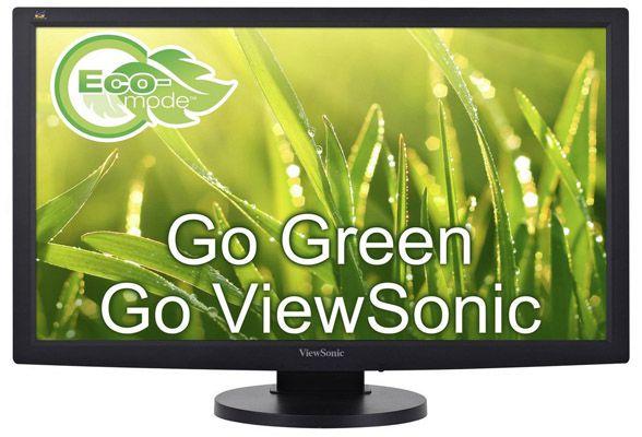 Viewsonic VG2433SMH   24 Zoll Full HD Monitor mit Pivotfunktion und Lautsprecher für 159€