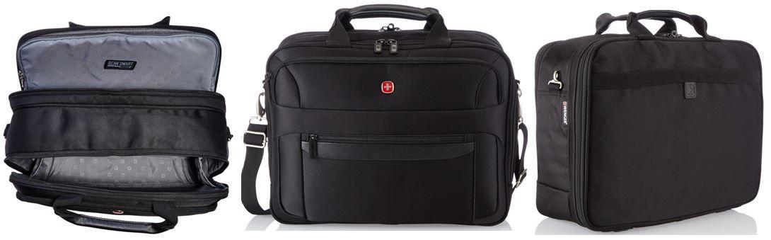 Wenger W73012293 Business 16 Double Compartment Businesstasche für 64,95€