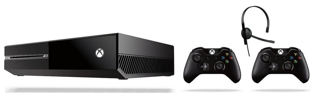 Xbox One Konsole + Kinect inkl. Assassins Creed Unity und Black Flag für 359€ bei den Amazon Xbox one Angeboten