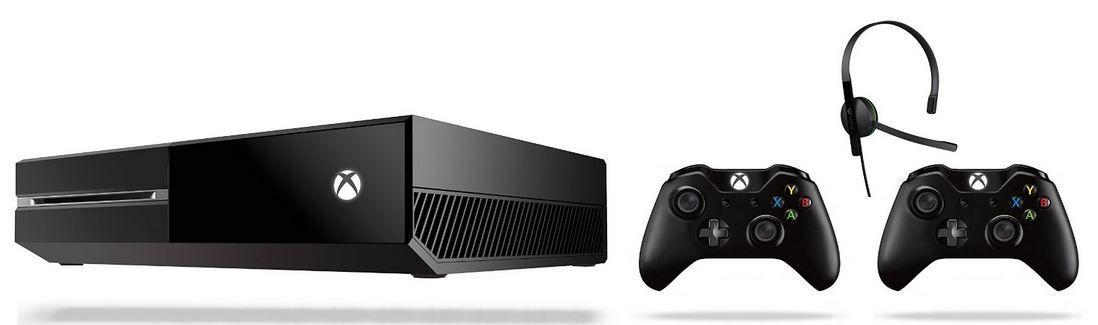 Xbox One Konsole + Kinect inkl. Assassins Creed Unity und Black Flag für 359€ bei den Amazon Xbox one Angeboten