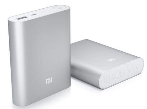 Xiaomi Powerbank Xiaomi 5V 2A 10.000mAh Powerbank für 14€