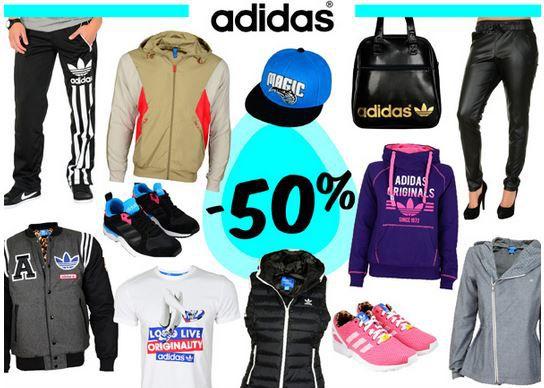 adidas3 Adidas und Sucker Grand mit 50% bis 80% Rabatt auf ausgewählte Artikel   Update