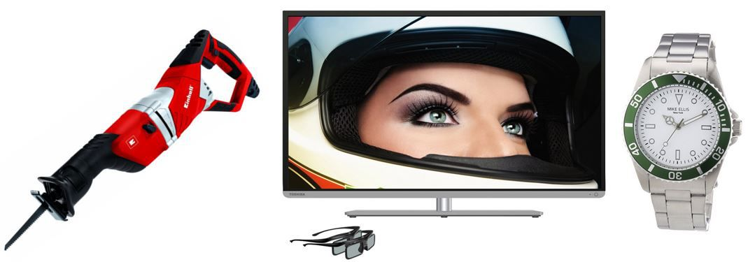 amazon Blitzangebot11 Toshiba 48L5441DG   48Zoll 3D Smart TV   bei den 49 Amazon Blitzangeboten bis 11Uhr