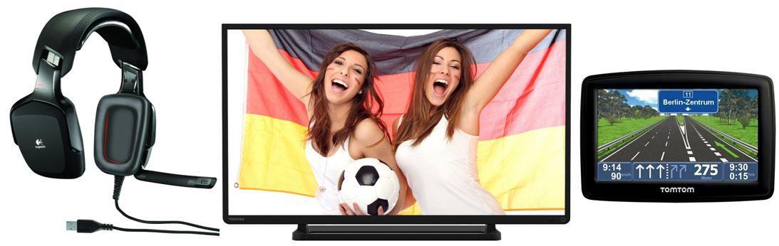 amazon Blitzangebot18 Toshiba 40L2433DG   40 Zoll TV   bei den 61 Amazon Blitzangeboten bis 11Uhr