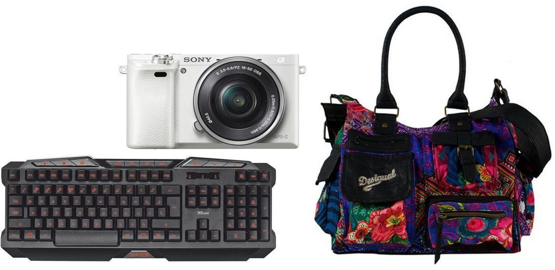 amazon Blitzangebot34 Mantona Fototasche + Kamerastativ Scout für 69,95€   bei den 32 Amazon Blitzangeboten ab 18Uhr