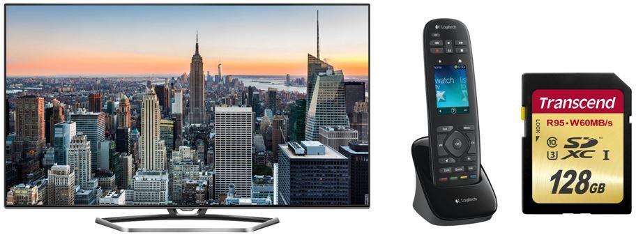 Thomson 65UZ7866   65 Zoll 3D Ultra HD   bei den 48 Amazon Blitzangeboten bis 11Uhr