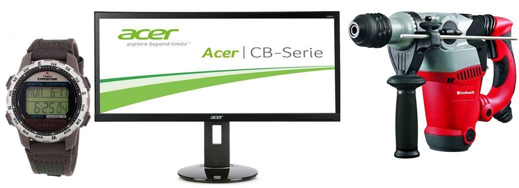 amazon Blitzangebot9 Acer CB290Cbmidpr   29 Zoll Monitor bei den 49 Amazon Blitzangeboten bis 11Uhr