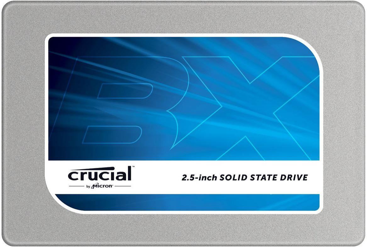 Crucial BX100   1TB SSD (SATAIII 6.0 GB/s) für 229,90€