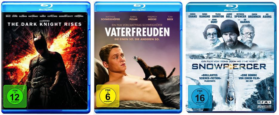dvds1 Amazon Oster DVD und Blu ray Angebote