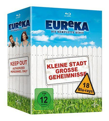 EUReKA   Die geheime Stadt [Blu ray] für 34,97€ (statt 80€)