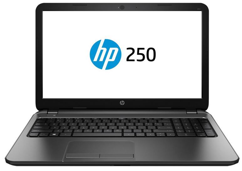 hp 250 HP 250G3  15,6 Notebook mit matten Display und i5 + 4GB/500GB ab 299€