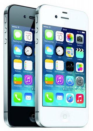 TOP! Apple iPhone 4S 16GB für 94,90€ als B Ware