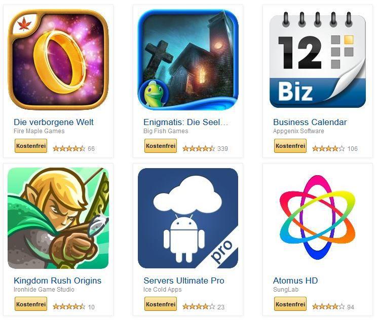 Guardians of the Galaxy, Business Calendar und weitere 32 kostenlose Amazon Android Apps für Tablets, Phones   Update