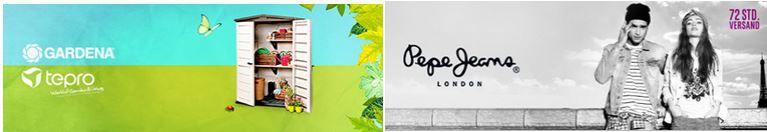 Pepe Jeans + GAASTRA + Ferrari + GARDENA heute im SALE bei  Vente Privee
